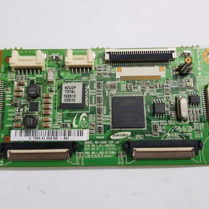 Placa T-con Tv Samsung Pl42c450b1 42hd U2p Lm