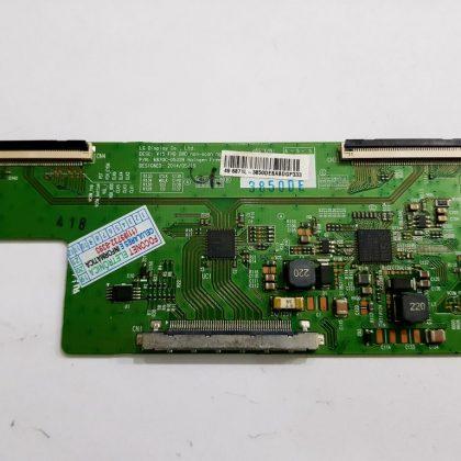 Placa T-con LG 49lf5400 6870c-0532b