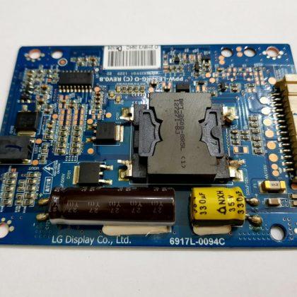 Placa Inverter Tv LG 32ls3400 32lm3400 6917l-0094c