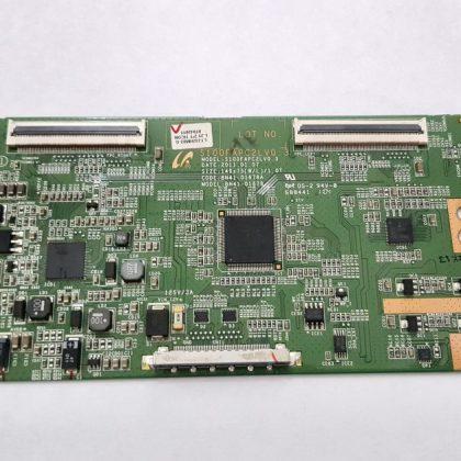 Placa T-Con SAMSUNG BN41-01678A UN40D5500 S100FAPC2LV0.3